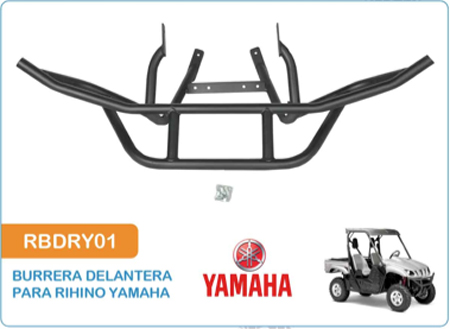 Burrera Delantera para Rihino Yamaha