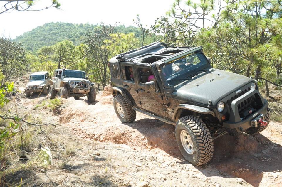 Aventura en Jeep